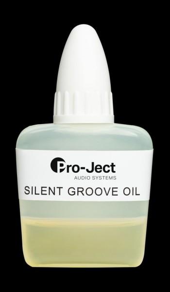 Lube it Spezielles Tellerlageröl für verbesserten Gleichlauf von Pro-Ject