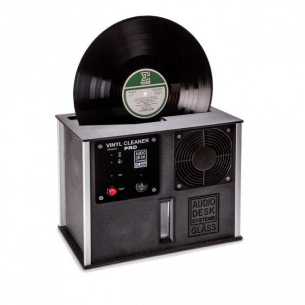 Vinyl Cleaner Pro - Waschmaschine schwarz