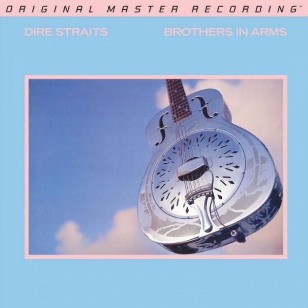 Dire Straits - Brothers in Arms 180g 45rpm LP Vinyl von MFSL