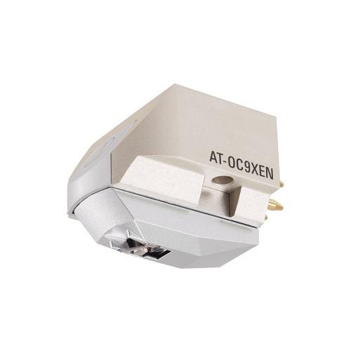 Audio Technica AT-OC9XEN Dual Moving Coil Stereo Tonabnehmer MC (Elliptisch Nackt)
