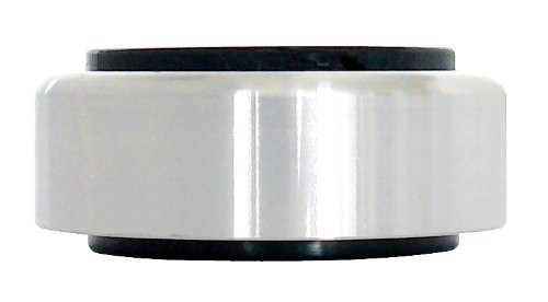 Dynavox 206381 Aluminium-Füsse für HiFi-Geräte (4er Set) silber [Zubehör]