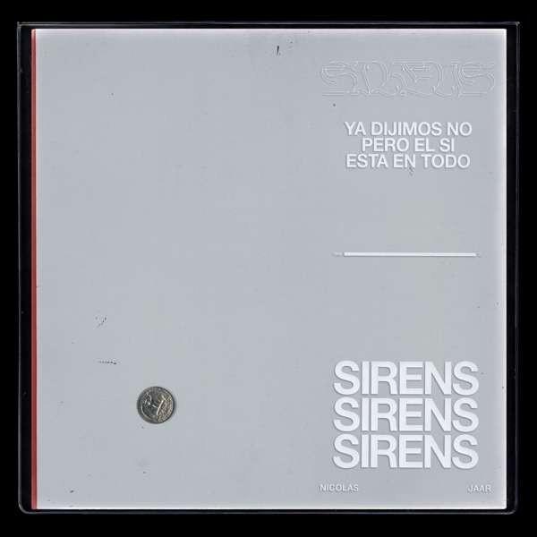 Nicolas Jaar - Sirens LP