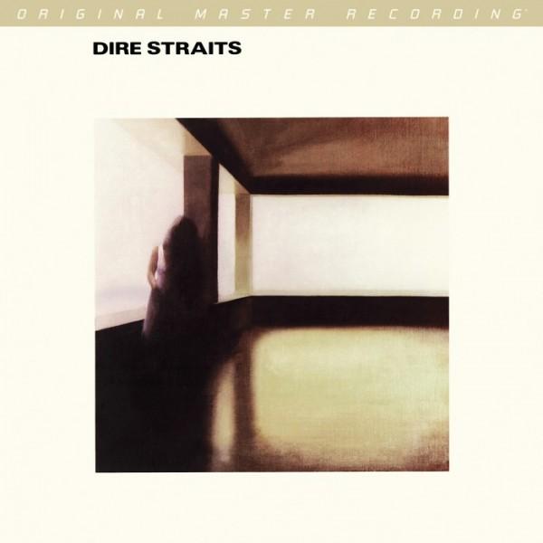 Dire Straits – Dire Straits 180g 45rpm LP Vinyl von MFSL