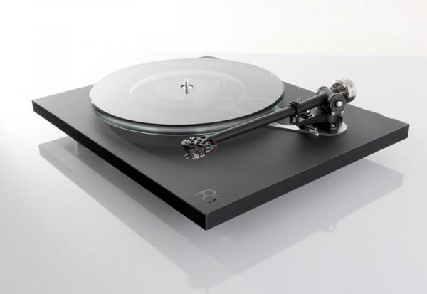 Rega RP 6 Plattenspieler Polaris grey