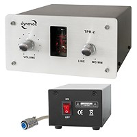 Dynavox TPR-2 Sound Converter Klangaufbereiter silber