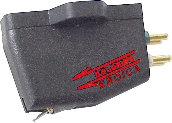 Eroica HX Moving-Coil System von Goldring
