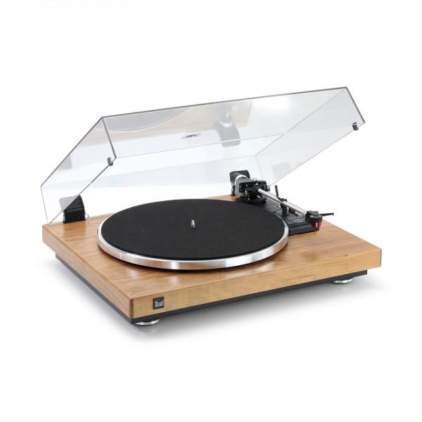 Dual CS 465 Schallplattenspieler Kirschbaum