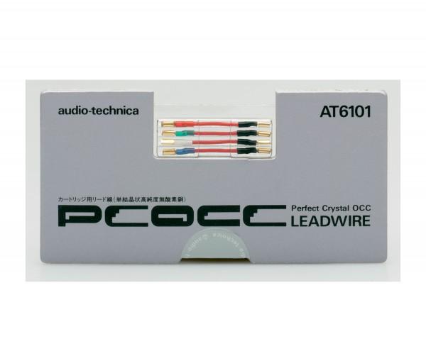 Tonabnehmer Headshell Verbindungskabel AT6101