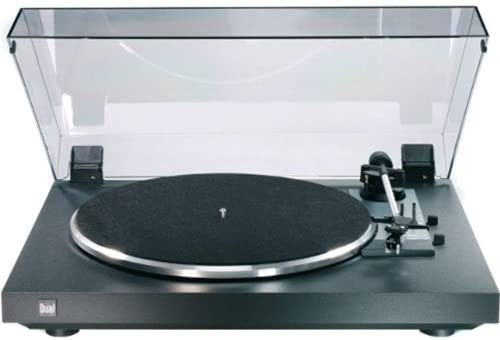 Dual CS 415-2 Plattenspieler Farbe Schwarz