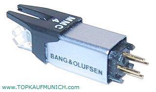 MMC 4 / MMC4 / MMC-4 Tonabnehmer System B&O / Tonar