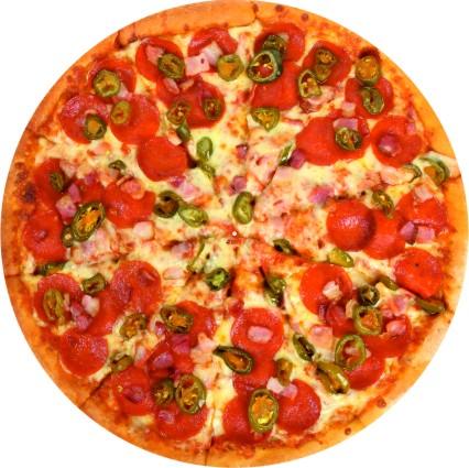 Slipmat Pizza