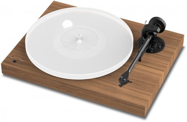Plattenspieler X1 mit Ortofon Pick it S2 MM Walnuss von Pro-Ject