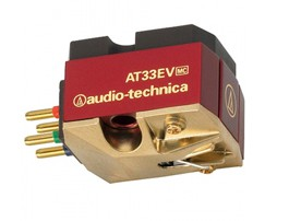 Audio Technica AT33EV Tonabnehmer MC type