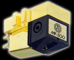 Nagaoka MP 500 Tonabnehmer