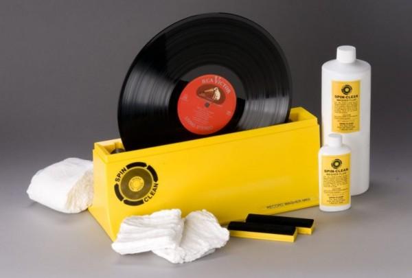Spin-Clean Schallplatten Reinigungssystem von Pro-Ject