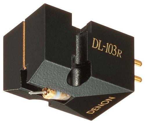 Denon DL 103 R Moving Coil Tonabnehmer System