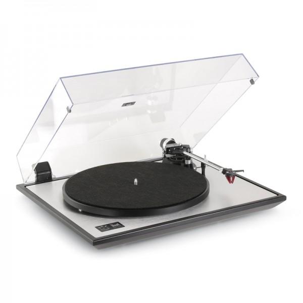 Dual CS 800 Schallplattenspieler Silber