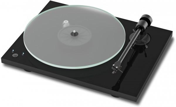 Plattenspieler T1 Phono SB mit Ortofon OM 5 E hochglanz schwarz von Pro-Ject