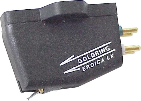 Eroica LX Moving-Coil System mit Gyger II Schliff von Goldring