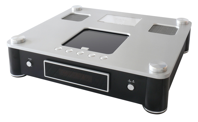 T.A.C. C-60 Röhren CD-Player