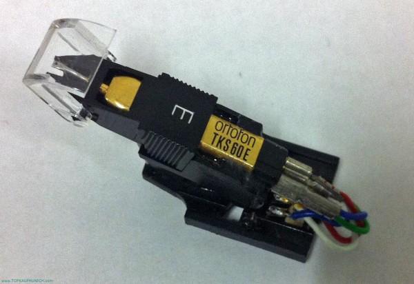 TKS 60 E / TKS60E / TKS-60-E Dual Tonabnehmer System
