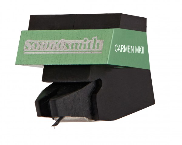 Carmen MKII High Output Moving Iron Fixed Coil Tonabnehmersystem von Soundsmith