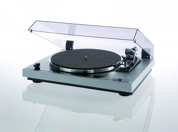 Thorens TD 190-2 Vollautomatischer Plattenspieler Silber (TP 19-1 Tonarm, OMB 10 Tonabnehmer)