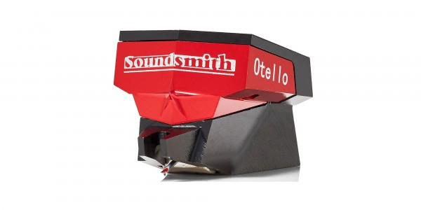 Otello Moving Iron Fixed Coil Tonabnehmersystem von Soundsmith