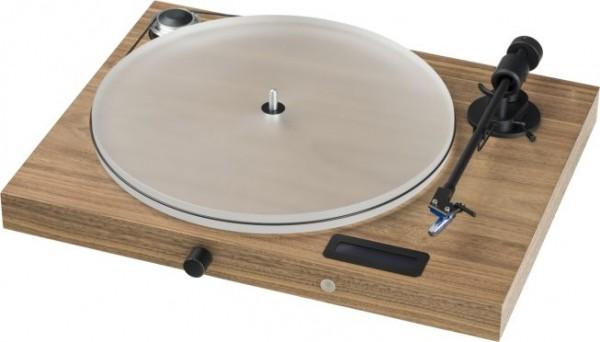 Plattenspieler Juke Box S2 mit Ortofon Pick it 25a Walnuss von Pro-Ject