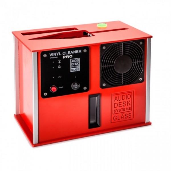 Vinyl Cleaner Pro - Waschmaschine rot