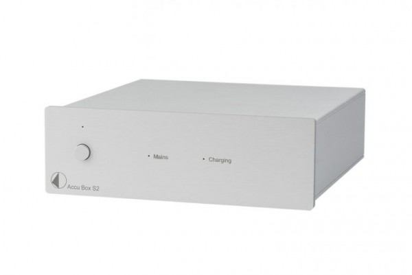 Accu Box S2 High End Akku-Netzteil von Pro-Ject schwarz