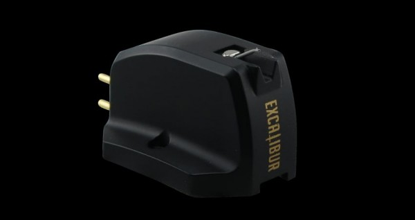 Excalibur BLACK Tonabnehmer System