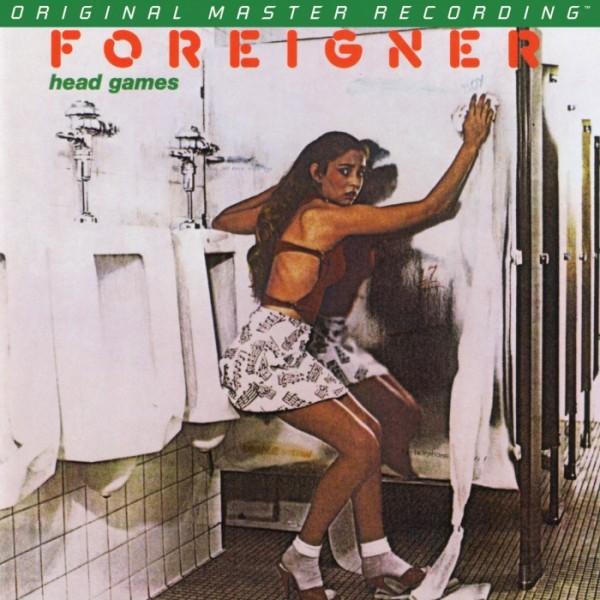 Foreigner - Head Games 180g LP Vinyl von MFSL