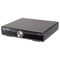 Dynavox Stereo Digitalverstärker DA-30 Schwarz, geeirgnet für KFZ