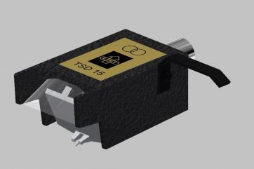 EMT TSD 15 SFL Moving Coil Tondose für EMT-Anschlüsse