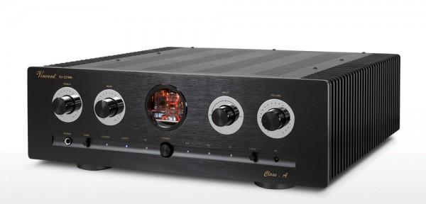 Vincent Class A Stereo Hybrid Vollverstärker SV-237MK schwarz
