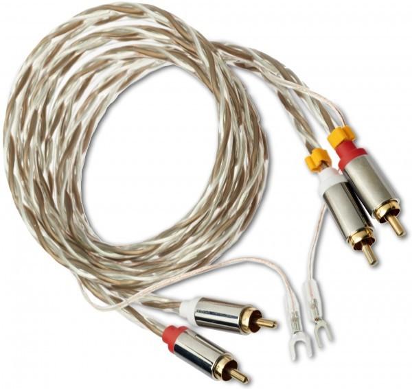 Connect it E Phonokabel Phono RCA-E von Pro-Ject RCA>RCAct