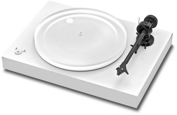Plattenspieler X2 mit Ortofon Pick it S2 Silver MM weiß von Pro-Ject