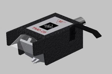 EMT TMD 25 Moving Coil Mono SPH 25 Tondose für EMT-Anschlüsse
