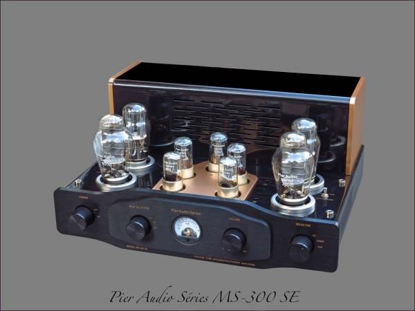 Pier Audio MS-300 SE - Ultimativer 300B Röhrenvollverstärker